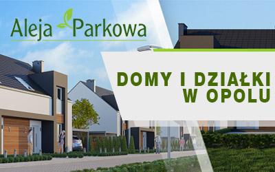 Aleja Parkowa - działki w Opolu