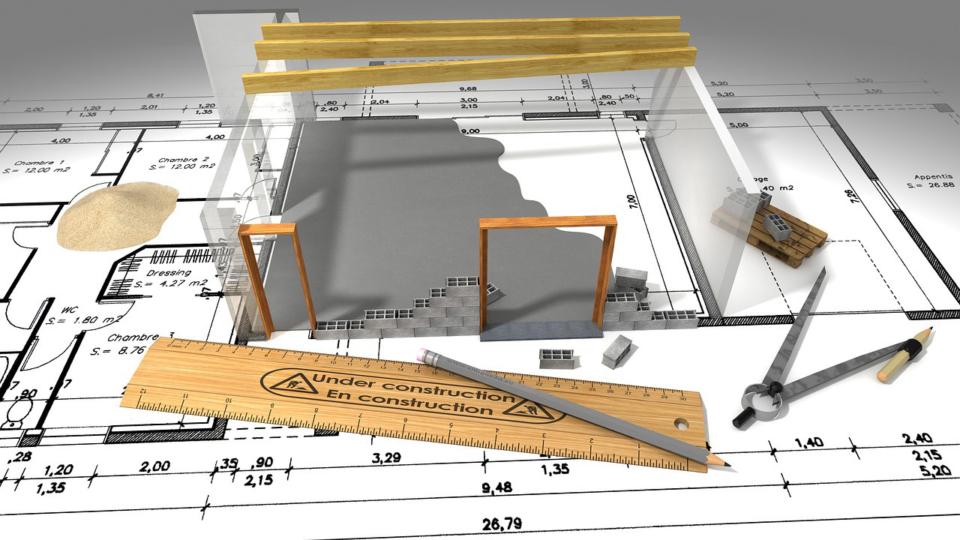 działka - budowa domu