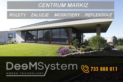 Rolety Opole - DeemSystem